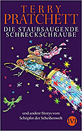 Terry Pratchett: Die staubsaugende Schreckschraube: und andere Storys vom Schöpfer der Scheibenwelt (The Witch's Vacuum Cleaner: And Other Stories, 2017)