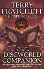 Terry Pratchett: The New Discworld Companion (The New Discworld Companion, 2003)